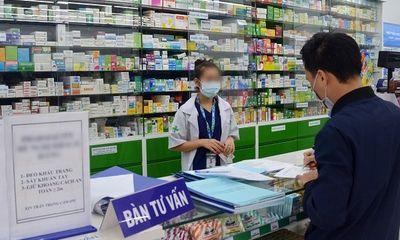 Hải Dương: Phạt chủ hiệu thuốc 15 triệu đồng do không báo trường hợp khách ho sốt