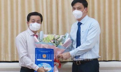 Điều động ông Nguyễn Thanh Bình giữ chức Phó Tổng Giám đốc Tổng Công ty Địa ốc Sài Gòn