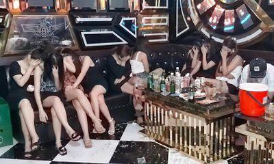 Khởi tố chủ quán karaoke BadBoy mở cửa cho gần 50 khách vào bay lắc ma túy