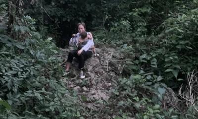Cao Bằng: Mẹ trẻ bế con băng rừng nhập cảnh trái phép