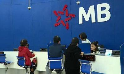 Sếp lớn MB muốn thoái bớt vốn giữa lúc cổ phiếu bị điều chỉnh mạnh