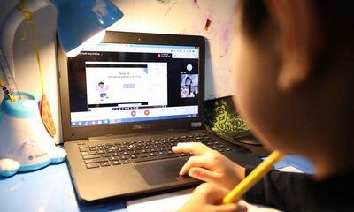 Bộ GD&ĐT hướng dẫn việc tổ chức dạy học trực tuyến đối với học sinh lớp 1