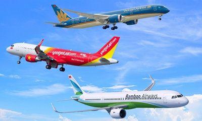 Bộ GTVT nói gì về đề xuất áp sàn giá vé máy bay?