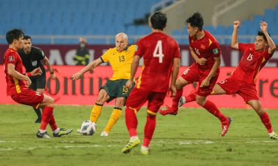 Người hâm mộ bóng đá châu Á bày tỏ thán phục đội tuyển Việt Nam