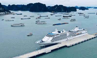 Vinaconex chi hàng trăm tỷ mua 40% cổ phần Cảng quốc tế Vạn Ninh