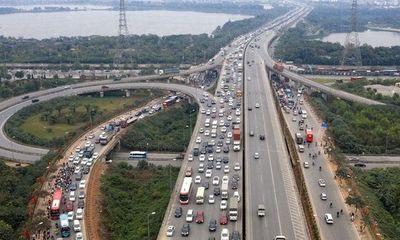 Dự kiến rót 124.619 tỷ đồng đầu tư thêm 9 đoạn cao tốc Bắc - Nam