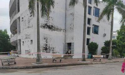 Hải Dương: Nam bệnh nhân tử vong bất thường tại nhà kho rác thải của TTYT
