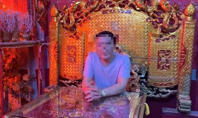 Sở TT&TT Hà Nội mời người tự xưng 'giáng trần' trấn yểm COVID-19, xúc phạm đạo Mẫu lên làm việc