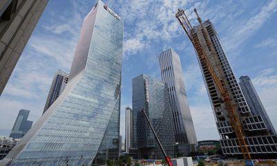 Evergrande bắt đầu bán tài sản, huy động 1,55 tỷ USD để trả nợ