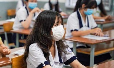 Cập nhật 25 tỉnh thành cho học sinh đến trường học trực tiếp