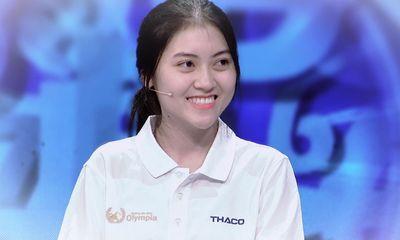 Nữ sinh Hoa khôi Olympia trúng tuyển vào đại học top đầu