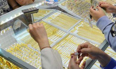 Giá vàng hôm nay ngày 8/10: Vàng SJC hướng tới mốc 58 triệu