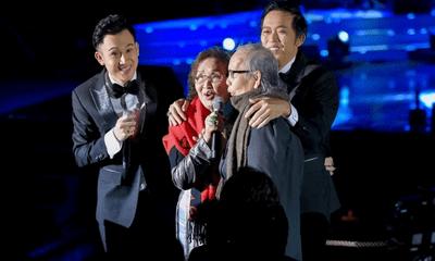 Xúc động với tâm thư của em trai Hoài Linh gửi người bố quá cố