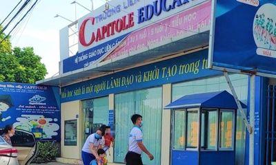 Hà Nội: Tự ý cho học sinh đến trường mùa dịch, Liên cấp Capitole bị xử phạt 60 triệu đồng