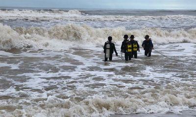 Tìm thấy thi thể nam sinh lớp 10 ở Quảng Trị cách vị trí mất tích 10km