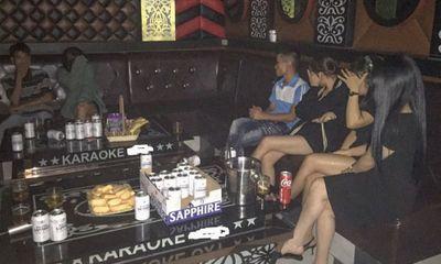 Quảng Ninh: Hai quán karaoke hoạt động