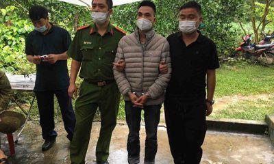 Phú Thọ: Sát hại chú họ cướp tài sản rồi lẩn trốn trong nhà nghỉ