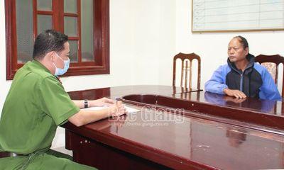 Vụ chồng sát hại vợ dã man ở Bắc Giang: Hé lộ lời khai nghi phạm