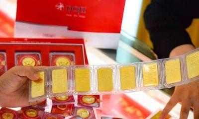 Giá vàng hôm nay ngày 20/10: Vàng trong nước quay lại mốc 58 triệu đồng/lượng