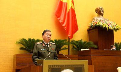 Bộ trưởng Tô Lâm: Tội phạm tham nhũng tăng mạnh, nhất là trong đấu thầu thiết bị y tế