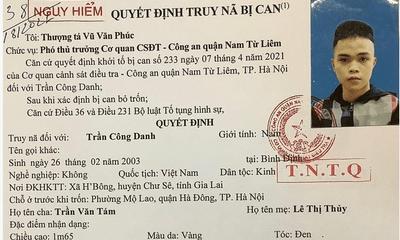 Hà Nội: Truy nã đối tượng dùng tuýp sắt gắn dao, chém người thương tích