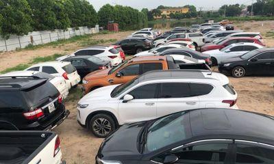 Xã hội - Cầu Giấy (Hà Nội): Triệt phá đường dây trộm cắp và tiêu thụ xe ô tô quy mô lớn