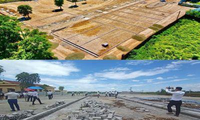 Thạch Thất - Hà Nội: Không có dự án Khu dân cư Khoang Mái của công ty Green Land