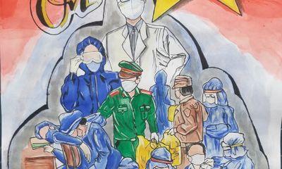 """Tỉnh đoàn Trà Vinh tổ chức cuộc thi vẽ tranh online với chủ đề """"Vững tin Việt Nam"""""""
