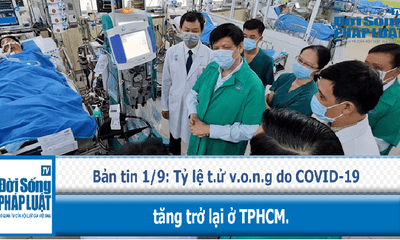 Tỷ lệ tử vong do COVID-19 tăng trở lại ở TPHCM