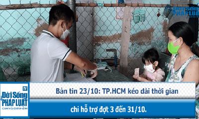TP.HCM kéo dài thời gian chi hỗ trợ đợt 3 đến 31/10