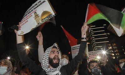 Tổng thống Israel cảnh báo nguy cơ nội chiến do xung đột ở dải Gaza