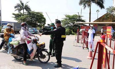 Bắc Ninh: Giãn cách xã hội toàn huyện Yên Phong từ 14h ngày 15/5