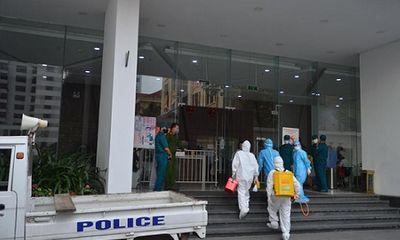 Hà Nội: Thêm 2 F1 của cựu Giám đốc Hancinco dương tính với SARS-CoV-2