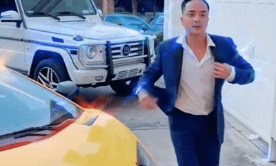 Giữa ồn ào với Nathan Lee, Cao Thái Sơn tung clip bảnh bao bên siêu xe bạc tỷ