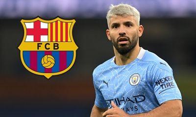 Sergio Aguero ký hợp đồng 2 năm với Barcelona, chấp nhận giảm quá nửa tiền lương