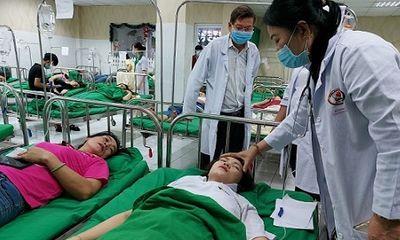 Bình Dương: Khoảng 100 công nhân bị ngộ độc do rò rỉ khí Amoniac