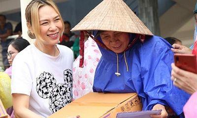 Mỹ Tâm âm thầm ủng hộ 300 triệu đồng cho Bắc Giang chống dịch COVID-19