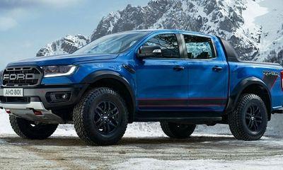 Ford Ranger Raptor ra mắt phiên bản đặc biệt, giá bán vẫn còn là ẩn số