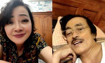 Bệnh ung thư trở nặng, nghệ sĩ Giang Còi sụt 14kg và nói chuyện khó khăn
