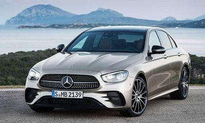 Bảng giá xe ô tô Mercedes mới nhất tháng 6/2021: Mercedes E Class có giá từ 2,1 đến gần 3 tỷ đồng