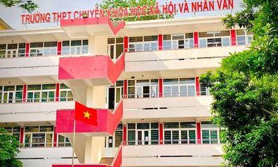 Hà Nội: Thêm một trường THPT chuyên điều chỉnh lịch thi vào lớp 10