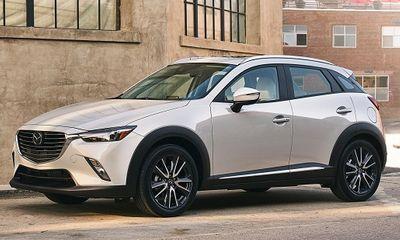 Bảng giá xe ô tô Mazda mới nhất tháng 6/2021: Tăng giá các mẫu xe mới Mazda CX-3, CX-30 và BT-50