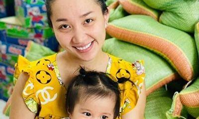 Tin tức giải trí mới nhất ngày 10/6: Vợ danh hài Lê Dương Bảo Lâm làm từ thiện trong mùa dịch