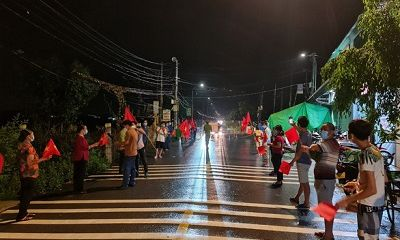 Bắc Ninh: 4 huyện chuyển từ cách ly sang giãn cách xã hội từ 11/6