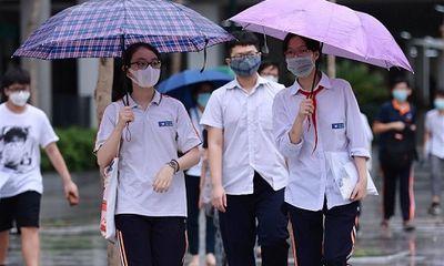 Thi vào lớp 10 ở Hà Nội: 278 thí sinh vắng mặt, 4 em vi phạm quy chế