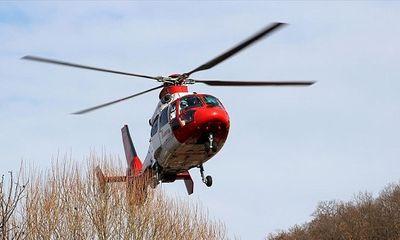 Iran: Rơi trực thăng chở các hòm phiếu, 1 cảnh sát thiệt mạng và 11 người bị thương