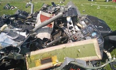 Nga: Máy bay rơi ở vùng Siberia khiến ít nhất 7 người thiệt mạng
