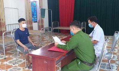 Nghệ An: Phạt 5 triệu đồng với nam thanh niên trốn khỏi khu cách ly vì