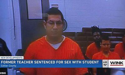 Thầy giáo bị bỏ tù 40 năm vì hành động