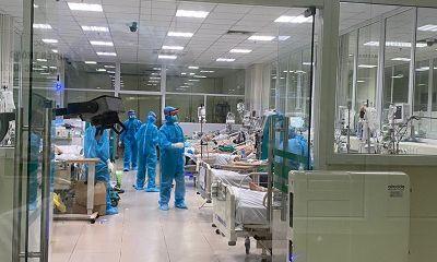 Bệnh nhân COVID-19 ở TP. HCM tử vong, trường hợp có bệnh lý nền nặng